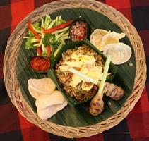 the grill - Nasi Goreng Kampoeng (main course light lunch asian)