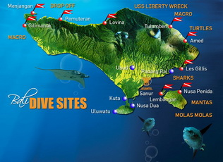 Bali-Dive-Sites