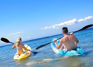 Grand-Mirage-Resort-Thalasso-ocean-kayak