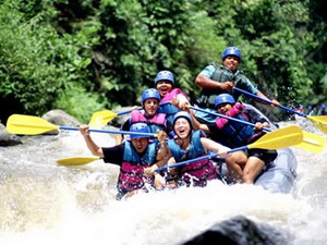 Sobek-Rafting