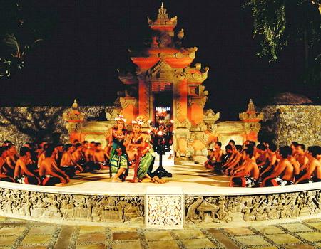 GHB - Pasar Senggol Ramayana Dance